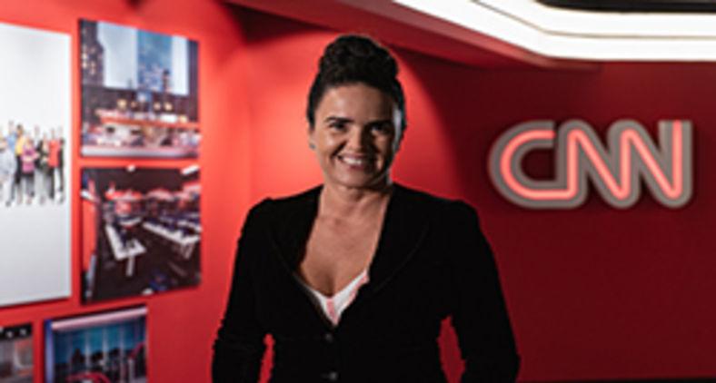 Renata Afonso atuou como executiva na TV TEM, afiliada da Rede Globo no interior de SP (Kelly Queiroz/ Divulgação)