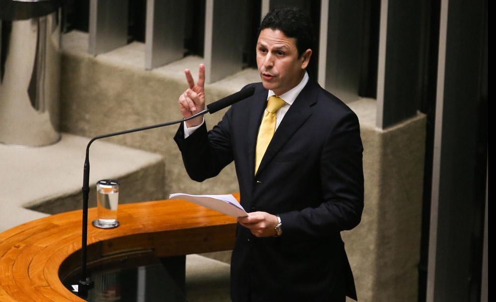 Bruno Araújo, autor do 342º voto na Câmara pelo impeachment de Dilma