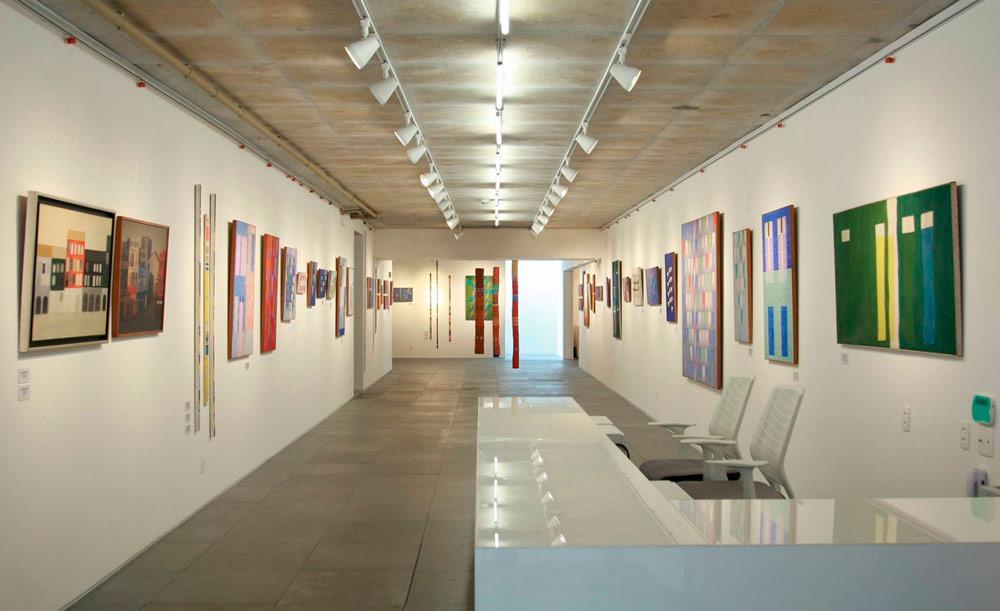 A Galeria Ipanema, no Rio, foi fundada em 1965 e é uma das mais antigas do país