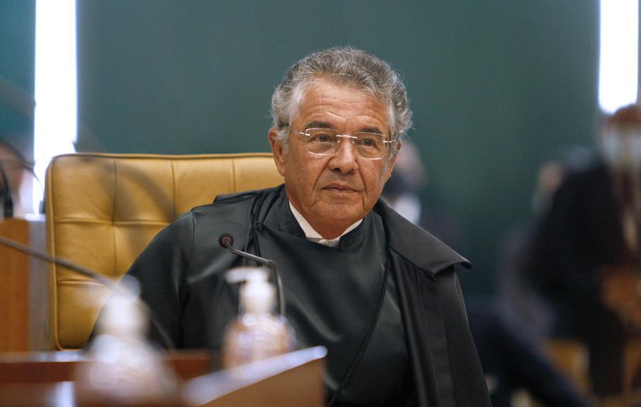 Decisão do ministro Marco Aurélio foi divulgada nesta segunda-feira (17)