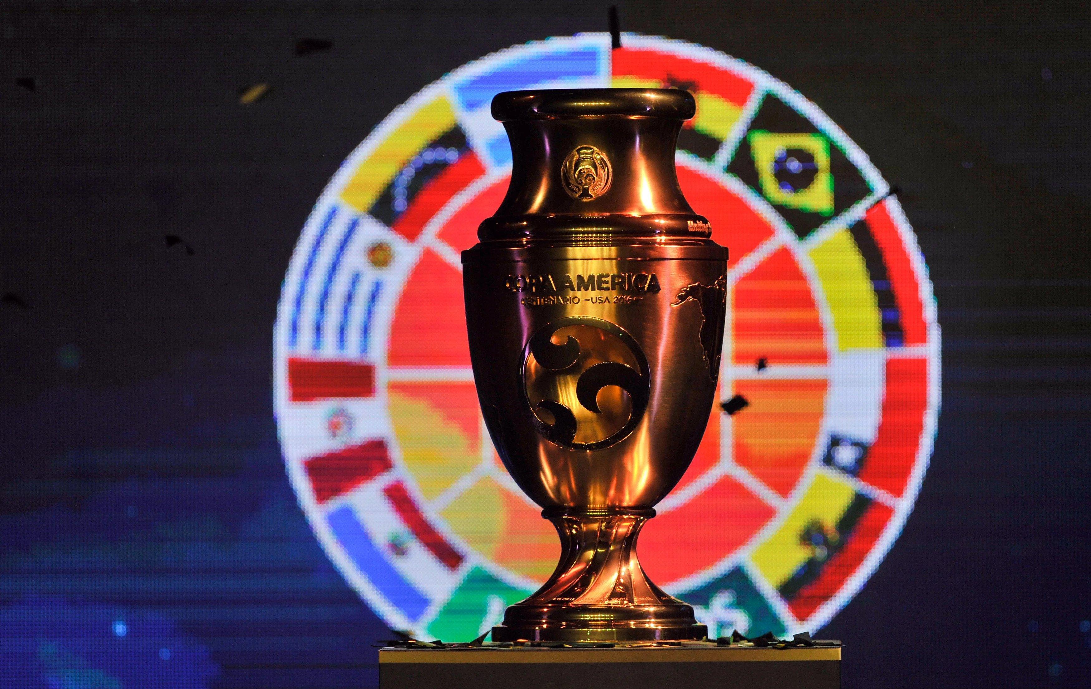 Primeiro confronto marcado da Copa América é entre Argentina e Chile, em Buenos Aires