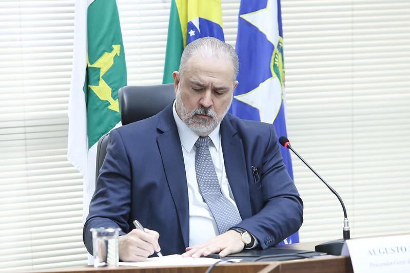 Augusto Aras é considerado aliado de primeira linha do Bolsonaro