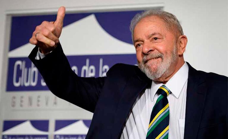 O ex-presidente Lula tem feito reuniões com políticos de vários partidos