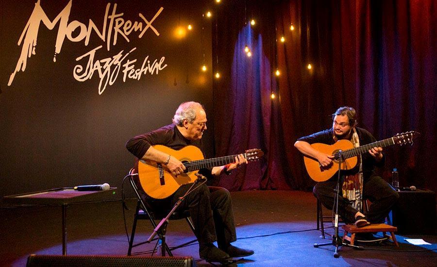 Em plena pandemia, os músicos se encontraram em um hotel do Rio para a apresentação virtual