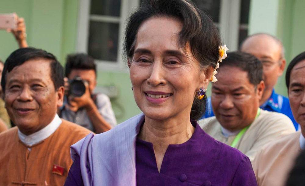Aung San Suu Kyi é acusada de incitação à desordem e quebra de segredo de Estado