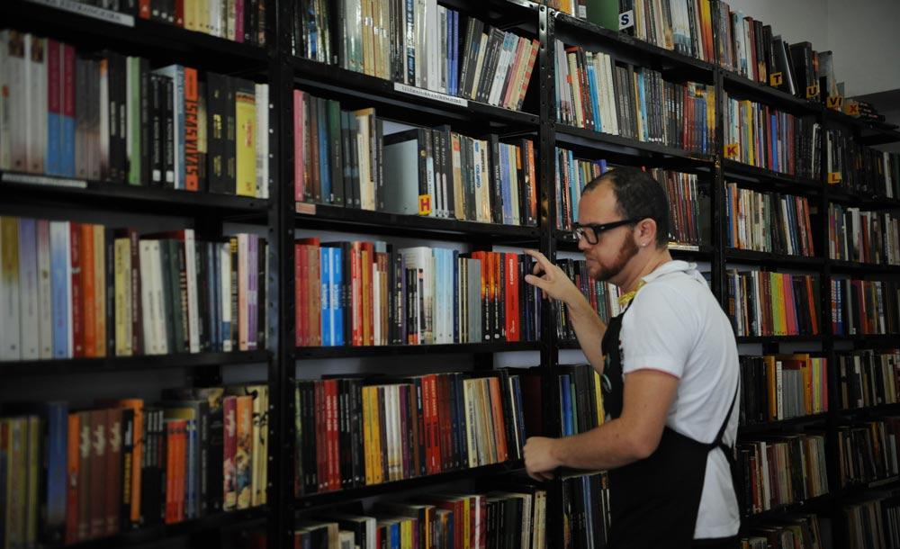 Livrarias física sofreram os maiores impactos dos etor durante a pandemia
