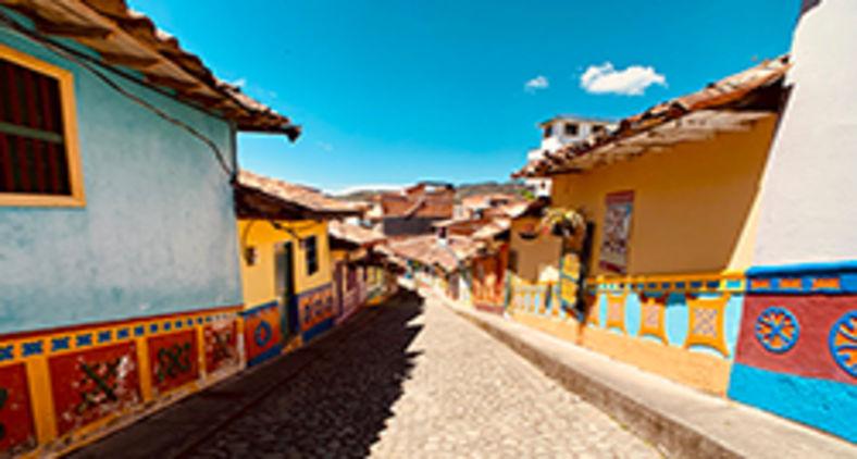 Guatapé, Antioquia, Colombia (Daniel Vargas)