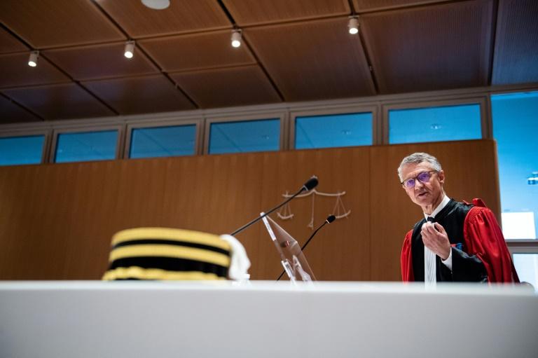 (Arquivo) O procurador francês antiterrorismo Jean-François Ricard em 3 de julho de 2019