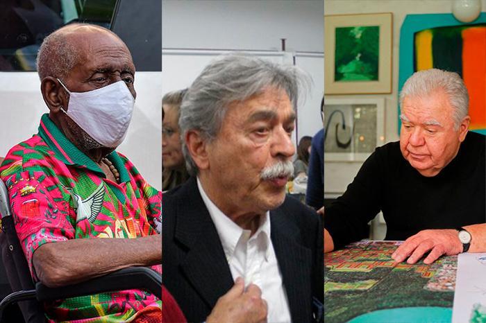 Nelson Sargento, Paulo Mendes da Rocha e Jaime Lerner
