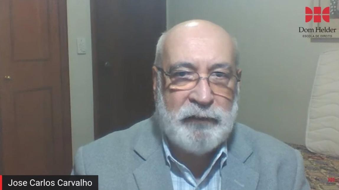 José Carlos Carvalho, ex-ministro do Meio Ambiente
