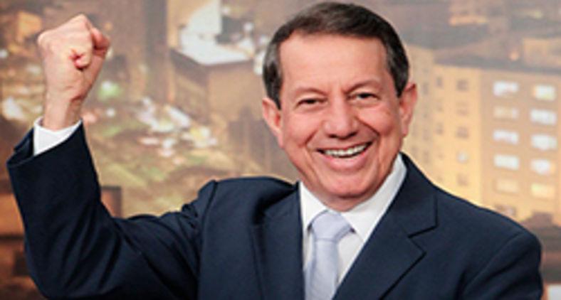 Apesar da dívida, R.R. Soares segue como o quarto pastor mais rico do país (Reprodução/Twitter/R.R.Soares)