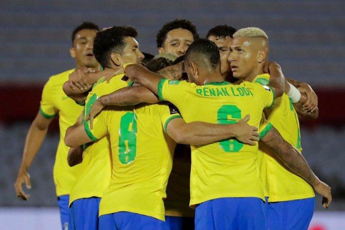 Jogadores decidiram jogar a Copa América que será no Brasil