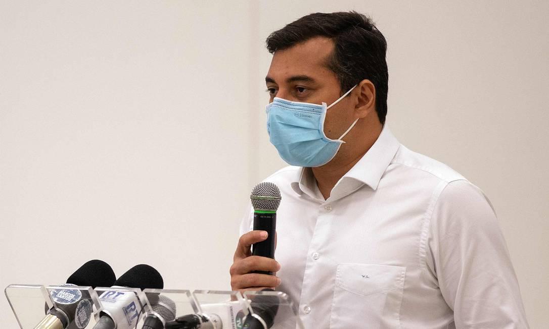 Convocação de Wilson Lima foi aprovada pela comissão no dia 26 de maio com objetivo de investigar eventuais desvios de verbas