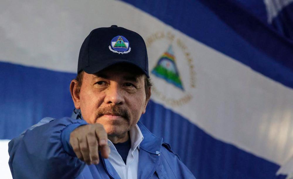 A OEA e os EUA condenaram o governo do 'ditador' Daniel Ortega