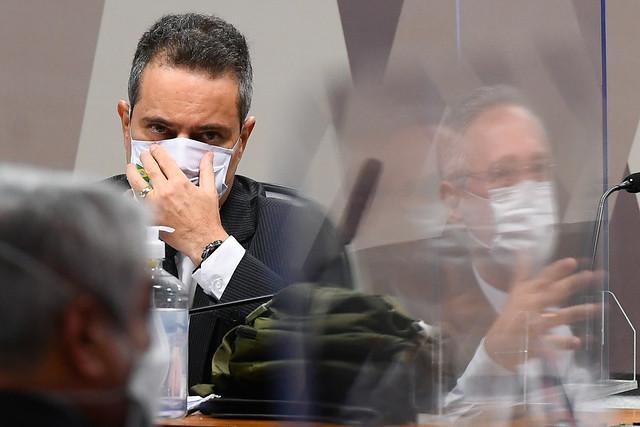 Elcio Franco fez declarações falsas e enganosas na CPI da Covid