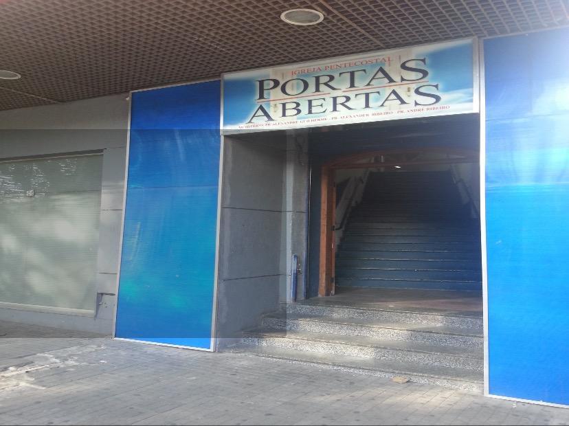 Homem é líder da Igreja Portas Abertas, com  sede em Belo Horizonte