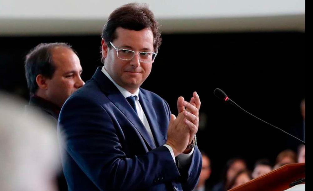 O ex-ministro Fábio Wajngarten é suspeito de usar verba pública para financiar sites bolsonaristas; ele nega