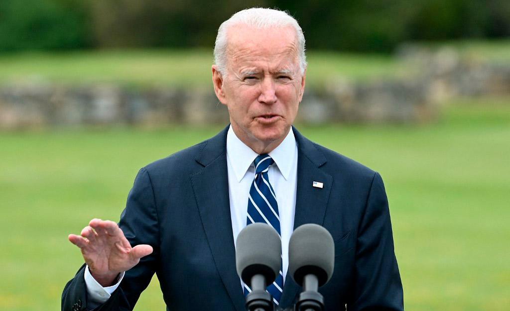 Presidente dos EUA anuncia a doação de 500 milhões de doses da vacinada Pfizer