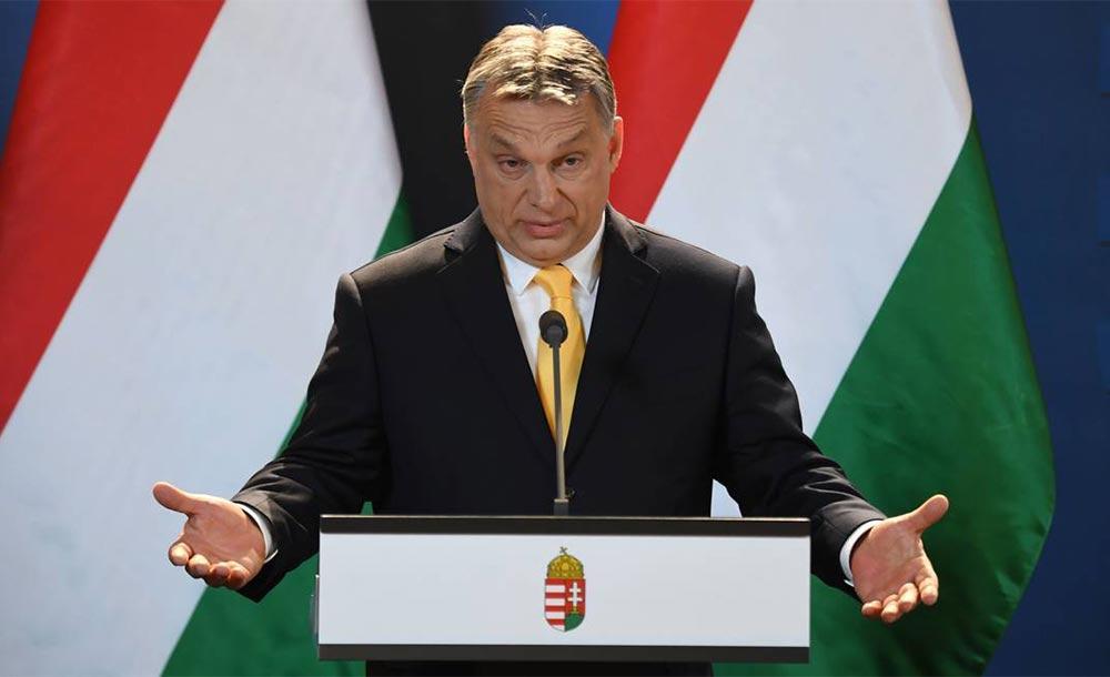 Primeiro-ministro da Hungria, Viktor Orban