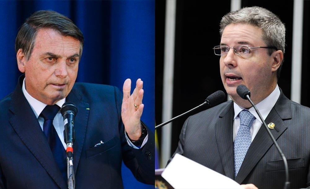 Atualmente, dos nove ministros do TCU, Bolsonaro só indicou um até agora; Anastasia é nome forte no Senado