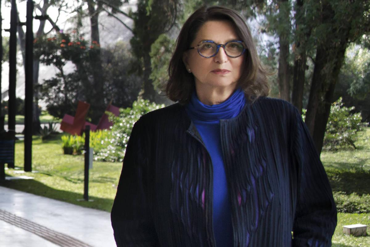 Economista e gestora cultural, ela é a terceira mulher à frente do museu