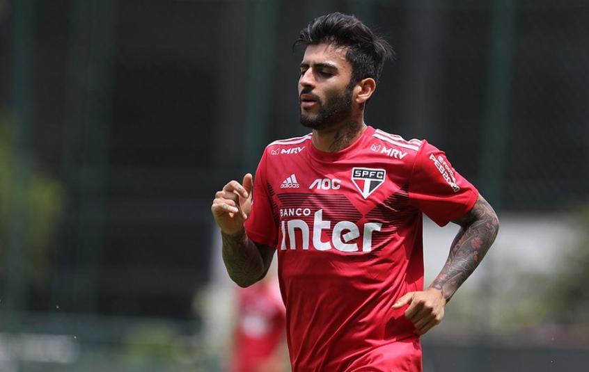 Liziero é um dos destaques do São Paulo