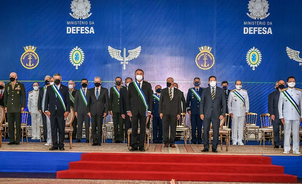 Em jogo está a influência sobre o destino de verbas para o setor militar, que neste ano somaram R$ 103 bilhões