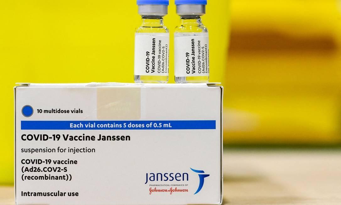 Vacina é aplicada em dose única