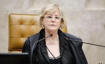 Decisão da ministra mantém governo federal na mira (Fellipe Sampaio/SCO/STF)