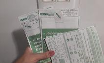 Consumidor pode preparar o bolso (Rômulo Ávila/Dom Total)
