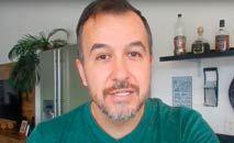 O auditor do TCU, autor do relatório com informações falsas sobre notificação de mortes (YouTube/AlexandreMarques)