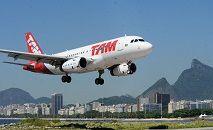 A ligação aérea entre essas duas capitais é a quinta de maior movimento no mundo (ABr)