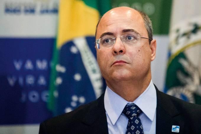O depoimento do ex-governador do Rio de Janeiro Wilson Witzel está marcado para esta quarta-feira (16)
