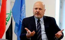 Karim Khan, o novo procurador-geral do TPI, já trabalha nas Nações Unidas há anos (Sabah Arar/AFP)