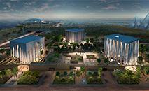 Projeto como Casa da Família Abraâmica em Abu Dhabi (Vatican News)