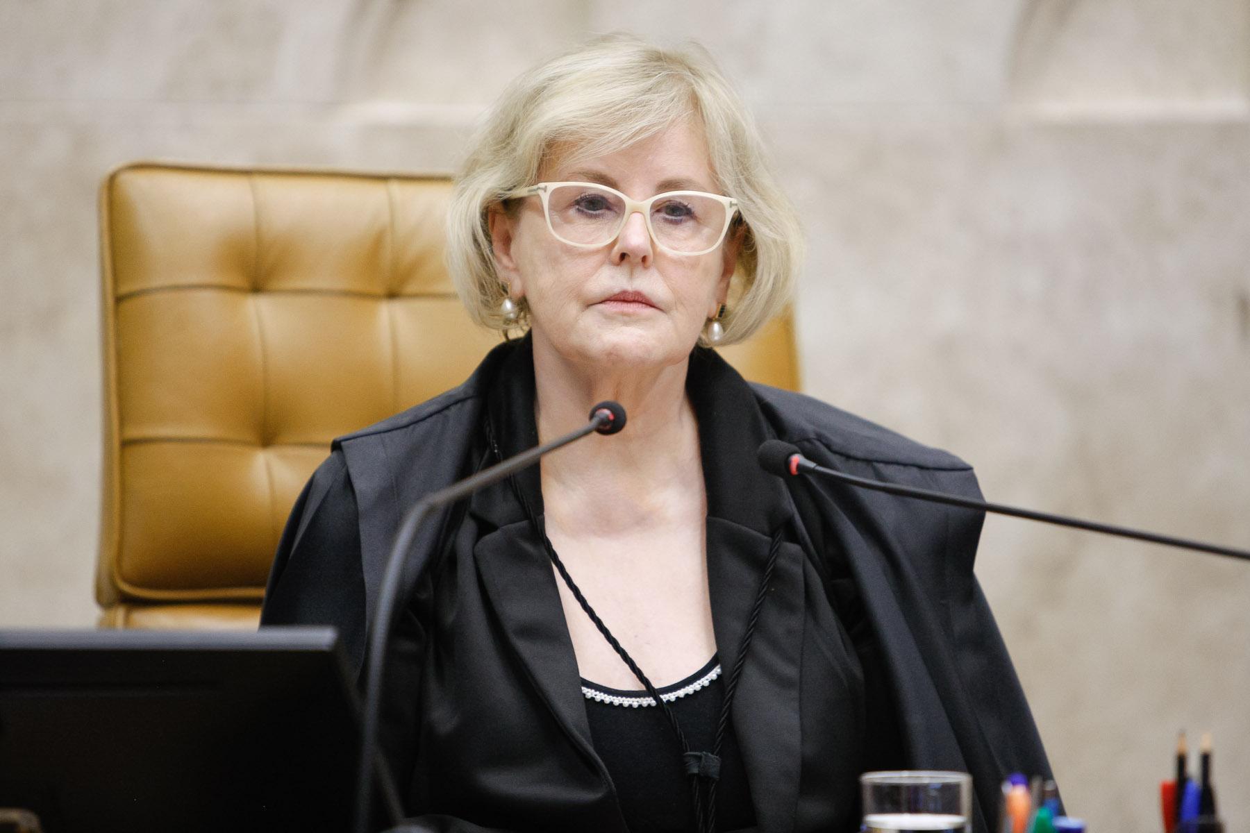 Decisão foi tomada pela ministra Rosa Weber