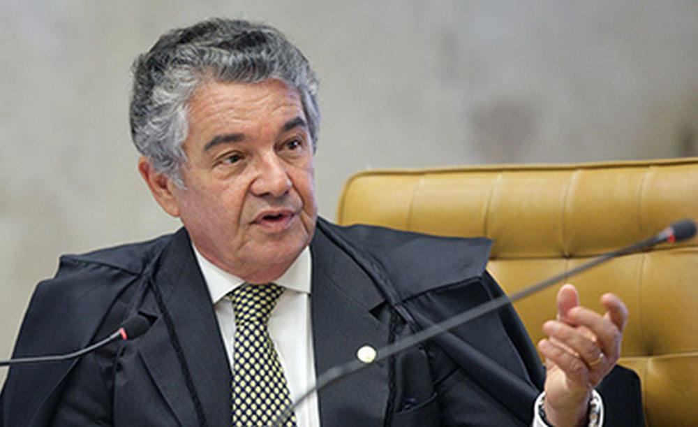 O decano do Supremo Tribunal Federal Marco Aurélio Mello será aposentado compulsoriamente por idade