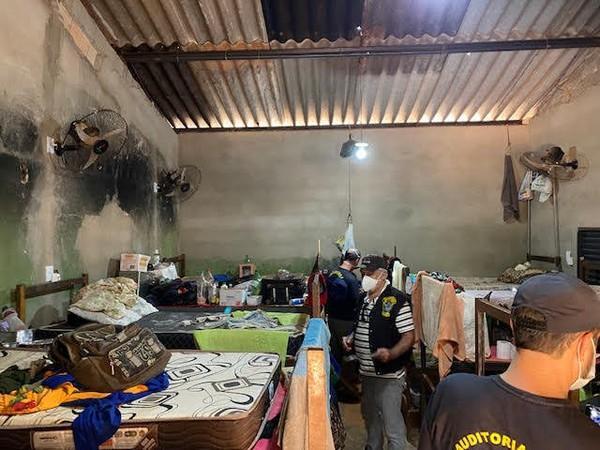 Fiscais flagraram situação no interior de Minas