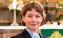 Anne Burghardt, nova secretária-geral da Federação Luterana Mundial (Reprodução Vatican News)