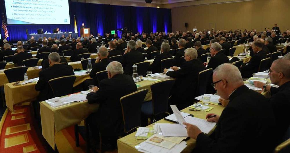 Bispos dos EUA: um drible ostensivo e de oposição declarada às recomendações do Vaticano