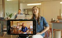 Criação de conteúdo em vídeo fez com que as pessoas se sentissem mais conectadas em um período tão complicado (Pixabay)