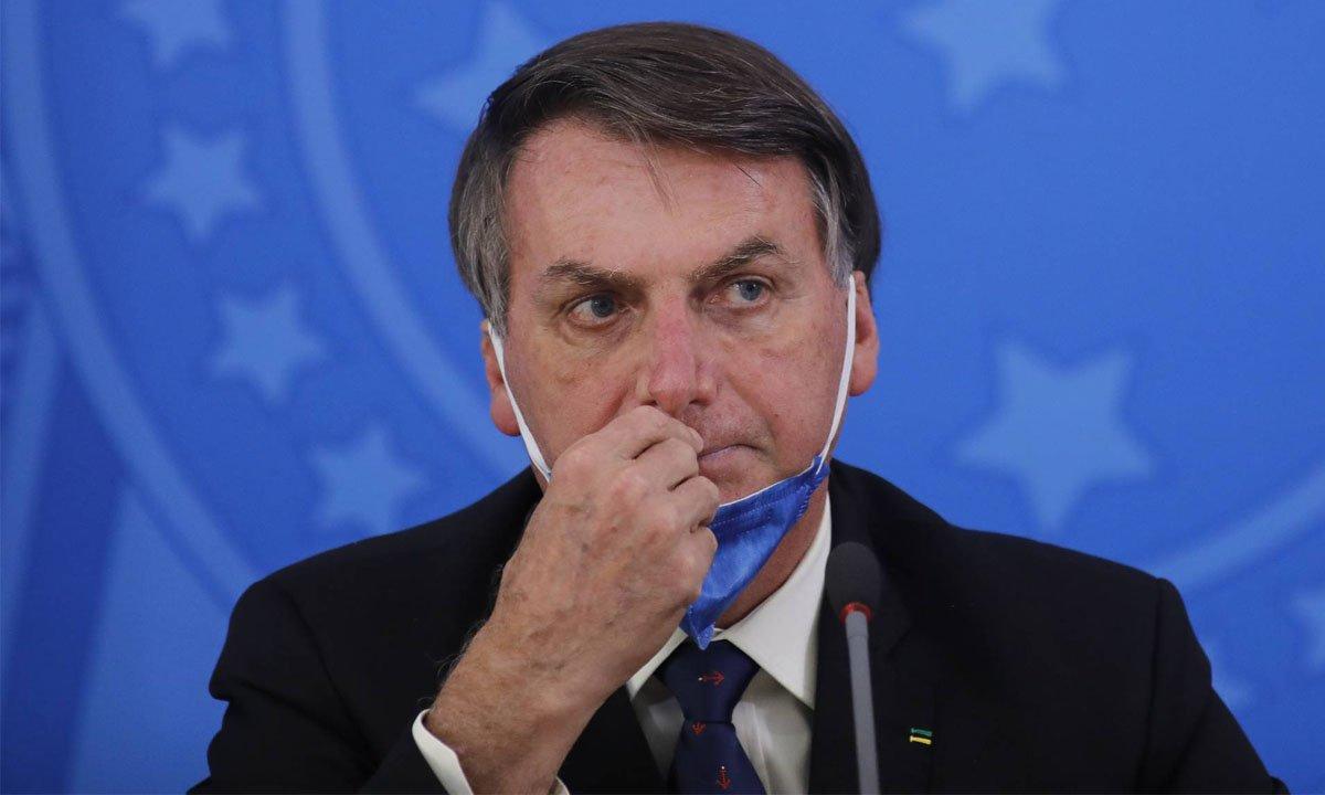 Bolsonaro está cada vez mais pressionado no comando do Planalto