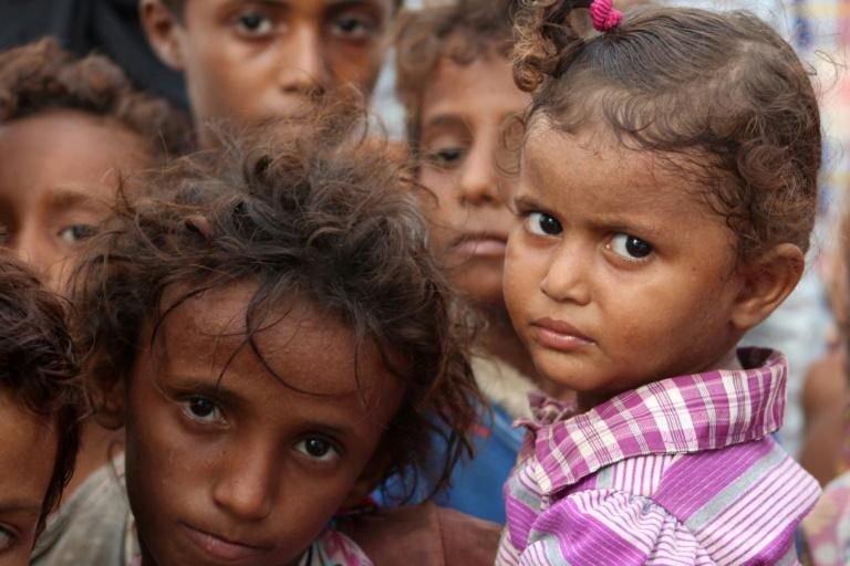 Estima-se que 45% das mortes anuais de crianças com menos de 5 anos são provocadas pela fome