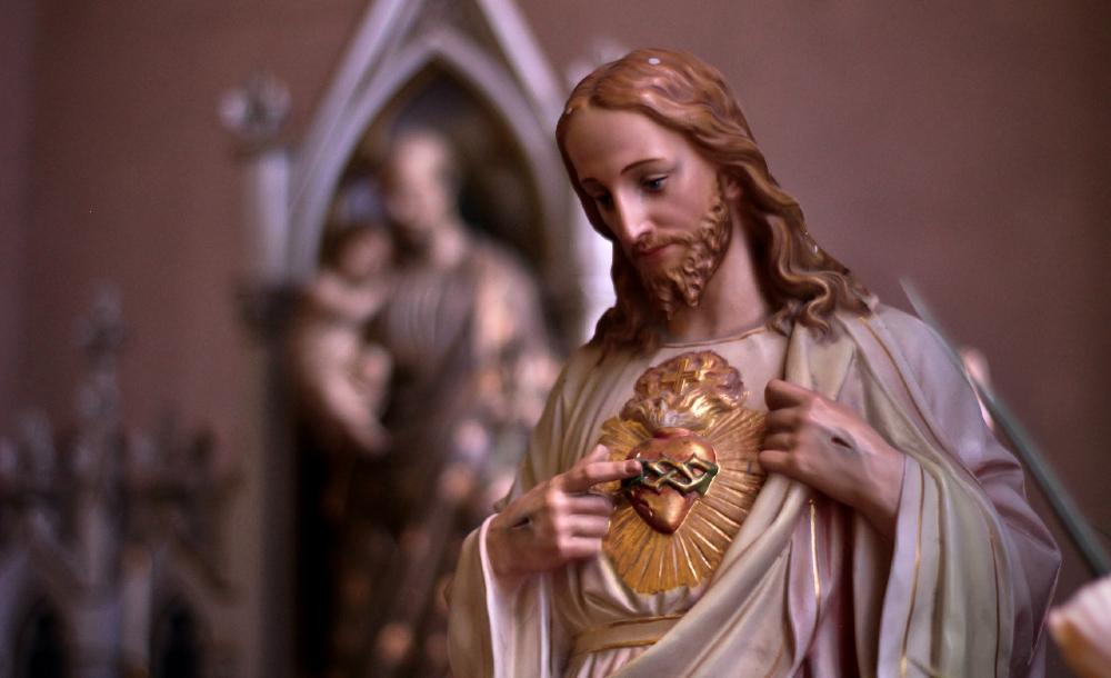 O Coração de Jesus continua sendo expressão central da fé cristã, expressão do amor de Deus para com o ser humano