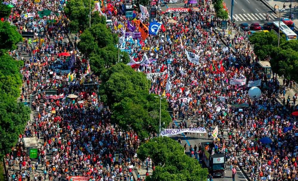 Expectativa dos movimentos sociais e partidos é de reunir milhares de manifestantes