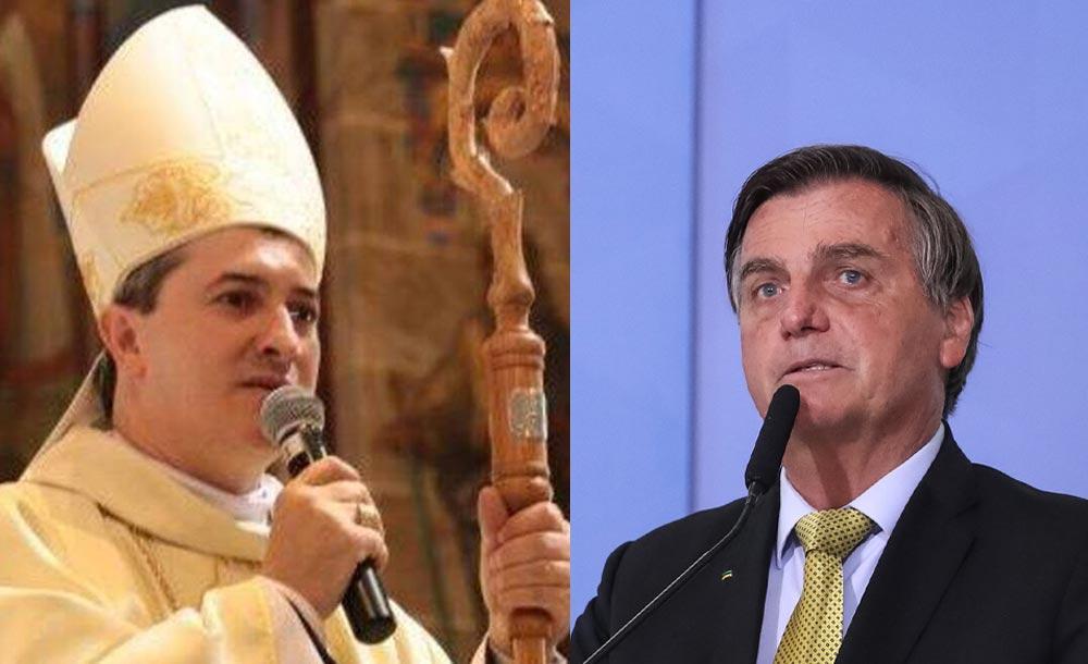 Dom Vicente Ferreira já foi alvo de ataques bolsonaristas devido críticas ao presidente