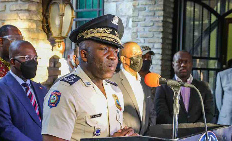 Christian Emmanuel Sanon teria contratado equipe de segurança ligada ao assassinato
