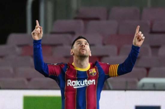 Messi deve continuar no Barcelona, seu único clube na carreira