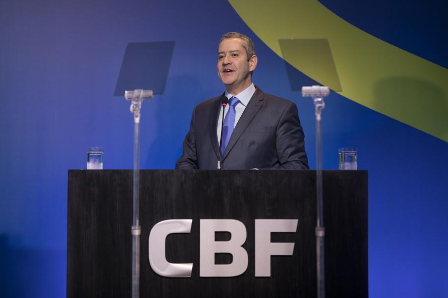 Rogério Cabloco está afastado do cargo de presidente da CBF