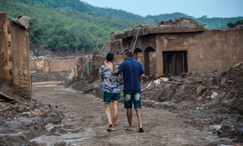 Barragem da Samarco se rompeu em novembro de 2015
